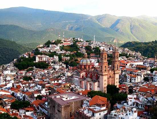Romantic Day Trip to Taxco From Acapulco $99-$109USD