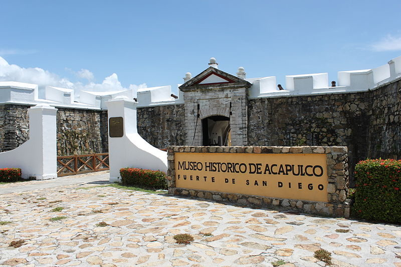 Historical Cultural Acapulco The Municipal Market and High Divers $49 to $59 USD